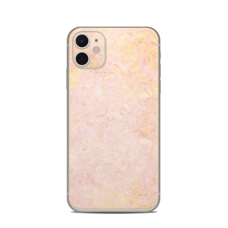 Rose Gold Marble Iphone 11 Skin Istyles
