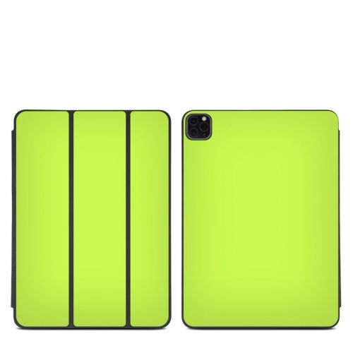 Solid State Lime iPad Pro 11-inch Smart Folio Skin