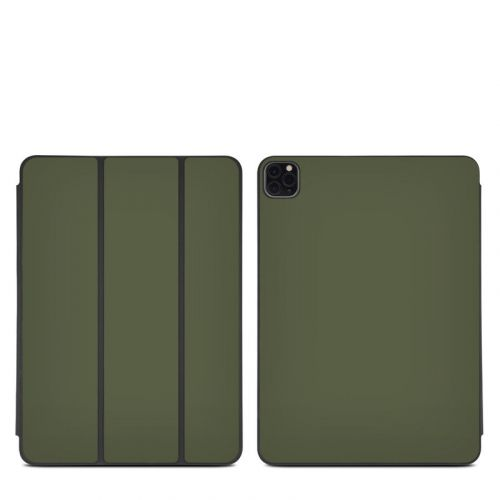 Solid State Olive Drab iPad Pro 11-inch Smart Folio Skin