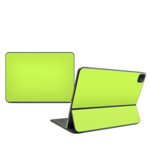 Solid State Lime iPad Pro 11-inch Smart Keyboard Folio Skin