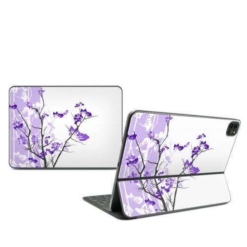 Violet Tranquility iPad Pro 11-inch Smart Keyboard Folio Skin