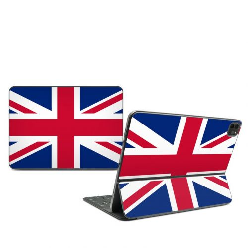 Union Jack iPad Pro 11-inch Smart Keyboard Folio Skin