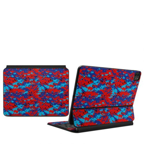 Digital Patriot Camo iPad Pro 11-inch Magic Keyboard Skin