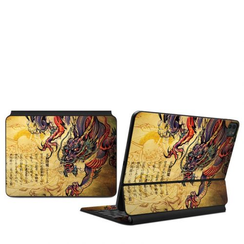 Dragon Legend iPad Pro 11-inch Magic Keyboard Skin