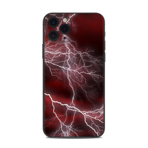 Apocalypse Red iPhone 11 Pro Skin