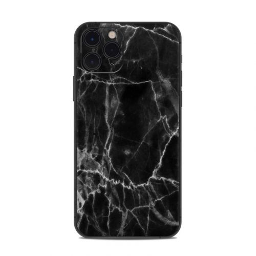 Black Marble iPhone 11 Pro Skin