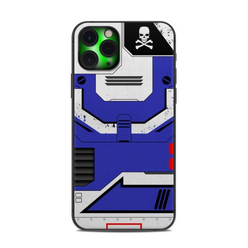 Blue Valkyrie iPhone 11 Pro Skin