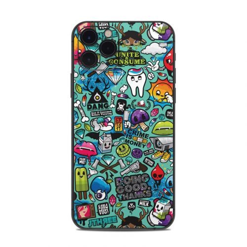 Jewel Thief iPhone 11 Pro Skin