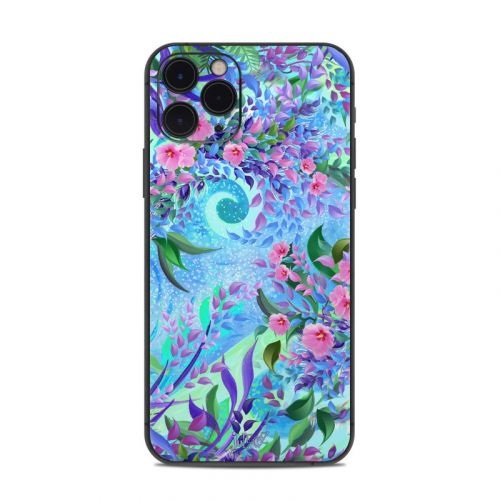 Lavender Flowers iPhone 11 Pro Skin