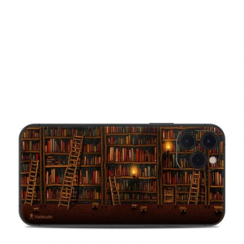 Library iPhone 11 Pro Skin