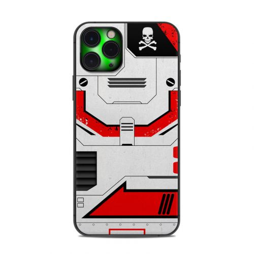 Red Valkyrie iPhone 11 Pro Skin