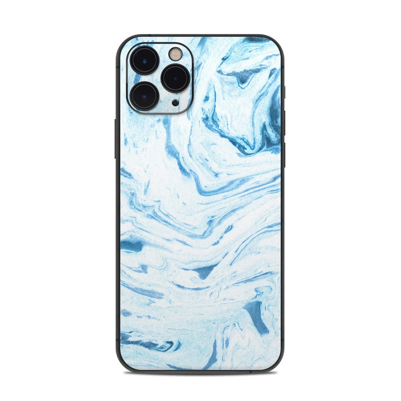 VINYL blue iphone 11 case