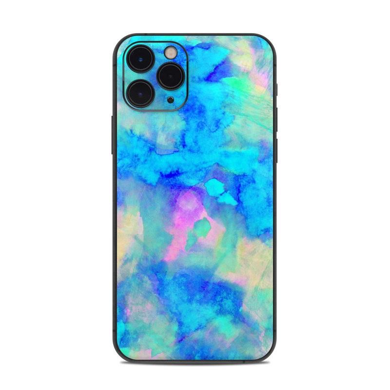 Electrify Ice Blue iPhone 11 Pro Skin