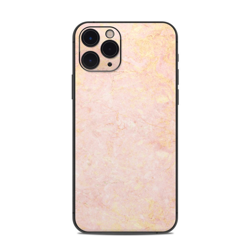 Rose Gold Marble Iphone 11 Pro Skin Istyles