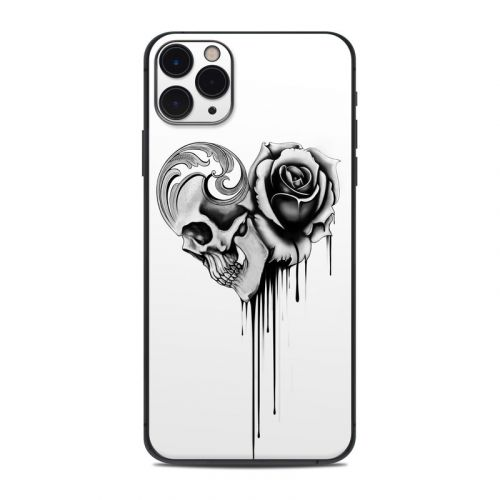 Amour Noir iPhone 11 Pro Max Skin