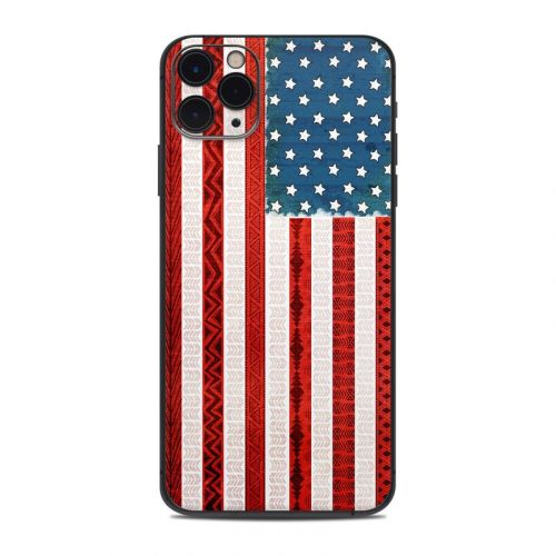 American Tribe iPhone 11 Pro Max Skin