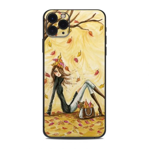 Autumn Leaves iPhone 11 Pro Max Skin