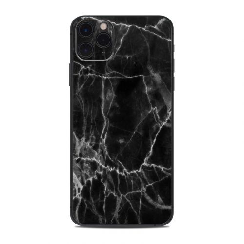 Black Marble iPhone 11 Pro Max Skin