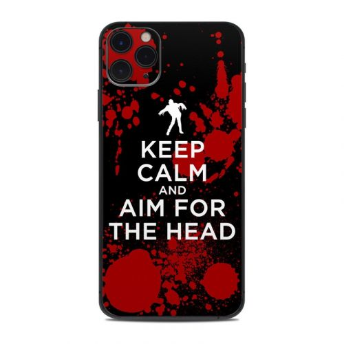 Zombie iPhone 11 Pro Max Skin