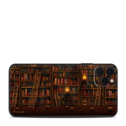 Library iPhone 11 Pro Max Skin
