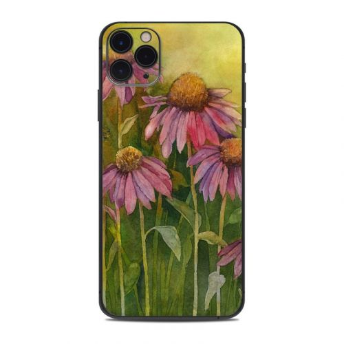 Prairie Coneflower iPhone 11 Pro Max Skin
