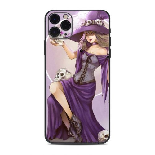 Skull Witch iPhone 11 Pro Max Skin