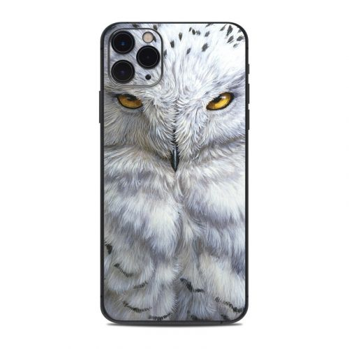 Snowy Owl iPhone 11 Pro Max Skin