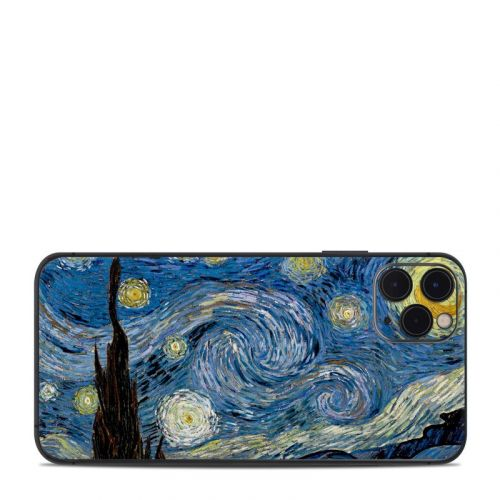 Starry Night iPhone 11 Pro Max Skin
