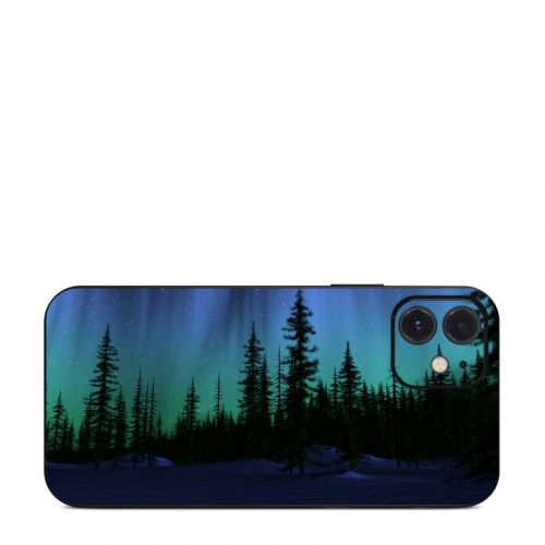 Aurora iPhone 12 Skin