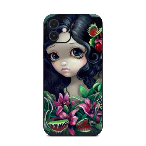 Carnivorous Bouquet iPhone 12 Skin
