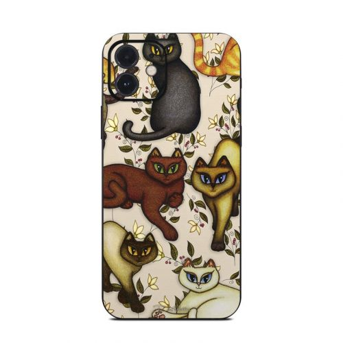 Cats iPhone 12 Skin