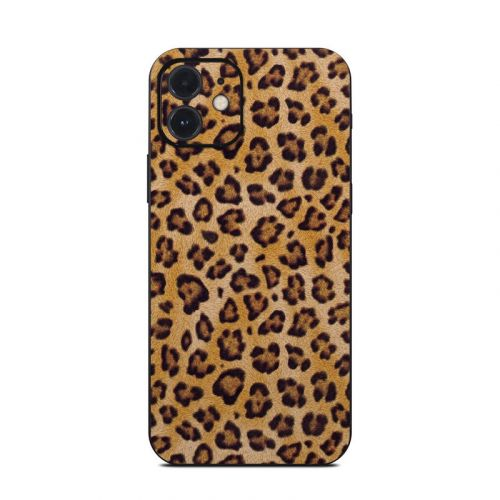 Leopard Spots iPhone 12 Skin