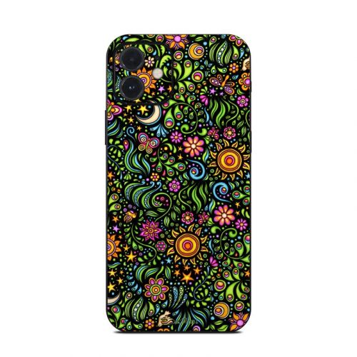 Nature Ditzy iPhone 12 Skin