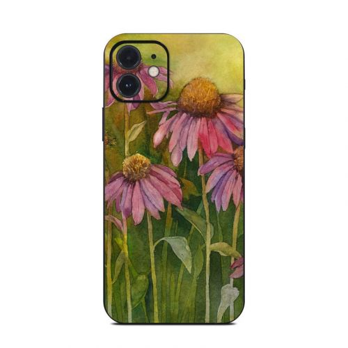 Prairie Coneflower iPhone 12 Skin