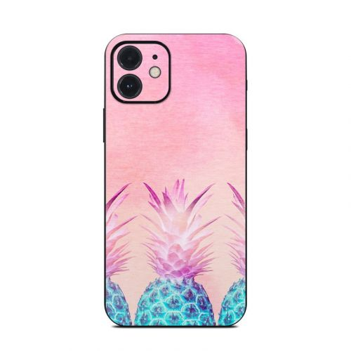 Pineapple Farm iPhone 12 Skin