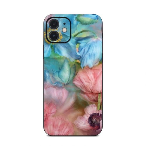 Poppy Garden iPhone 12 Skin