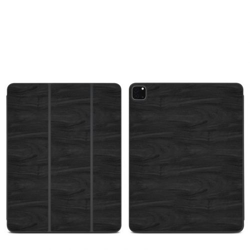 Black Woodgrain iPad Pro 12.9-inch Smart Folio Skin