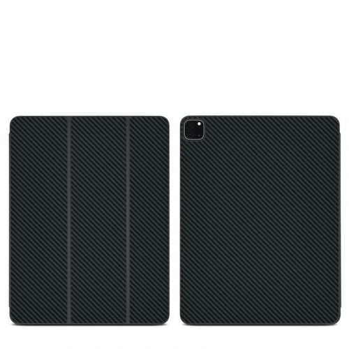 Carbon iPad Pro 12.9-inch Smart Folio Skin