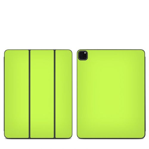 Solid State Lime iPad Pro 12.9-inch Smart Folio Skin