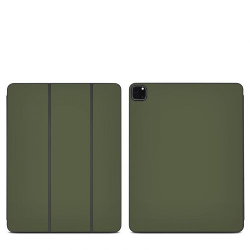 Solid State Olive Drab iPad Pro 12.9-inch Smart Folio Skin
