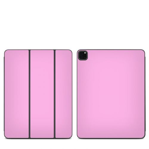 Solid State Pink iPad Pro 12.9-inch Smart Folio Skin