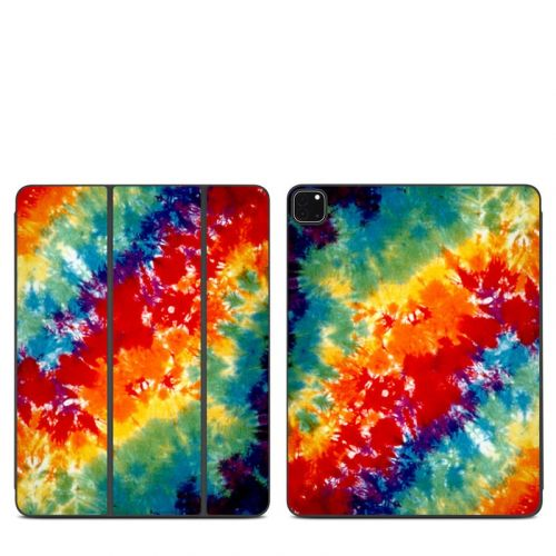 Tie Dyed iPad Pro 12.9-inch Smart Folio Skin