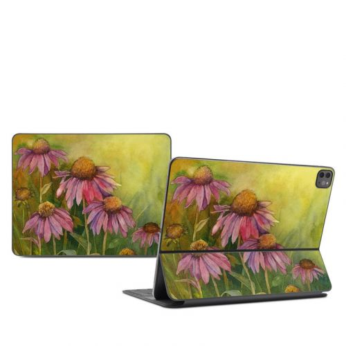 Prairie Coneflower iPad Pro 12.9-inch Smart Keyboard Folio Skin