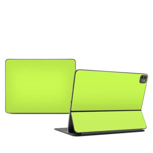 Solid State Lime iPad Pro 12.9-inch Smart Keyboard Folio Skin