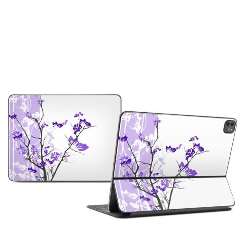 Violet Tranquility iPad Pro 12.9-inch Smart Keyboard Folio Skin