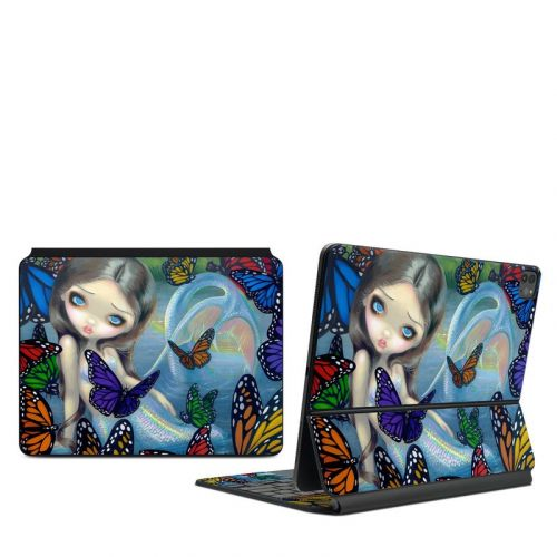Mermaid iPad Pro 12.9-inch Magic Keyboard Skin