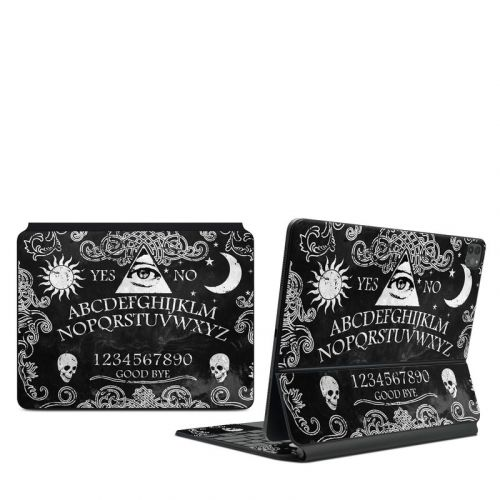 Ouija iPad Pro 12.9-inch Magic Keyboard Skin
