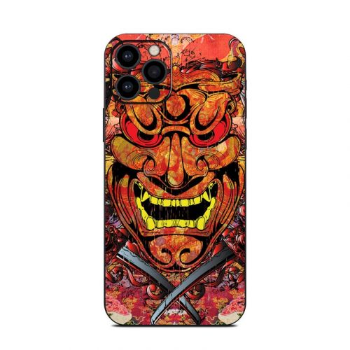 Asian Crest iPhone 12 Pro Skin