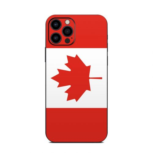Canadian Flag iPhone 12 Pro Skin