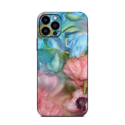 Poppy Garden iPhone 12 Pro Skin